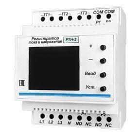 Моульный регистратор тока и напряжения РТН-2